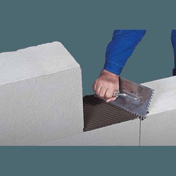 Клей для блоков
