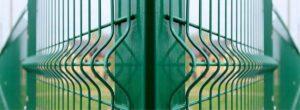Секційні паркани